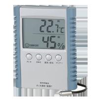 エンペックスの温湿度計