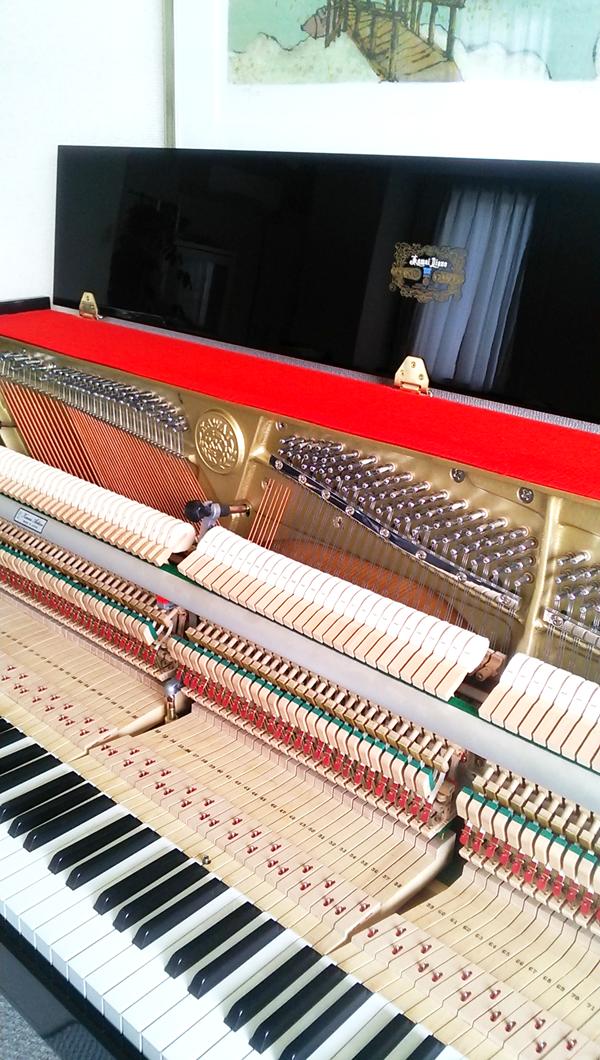 グランドピアノ調律